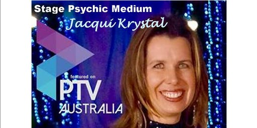 "Innisfail - Jacqui Krystal Psychic Medium, Live in ""Messages from Beyond"""