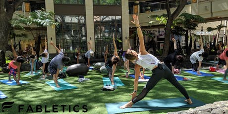 FREE Flow with Fabletics by Katy Shaw  tickets