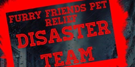 FFPR Disaster Relief Team tickets