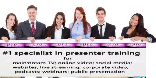 Become an on-line presenter