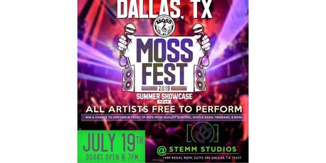 MOSSFEST 2019 SUMMER SHOWCASE TOUR tickets