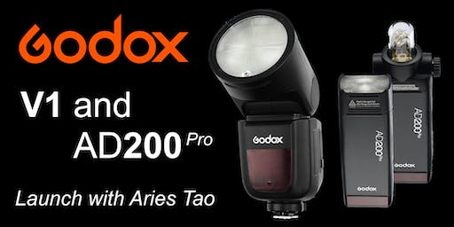 Godox V1 and AD200Pro Launch in Sydney