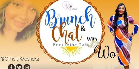 Brunch & Chat With Wo: Evolution of A Woman- I'm Going Through Changes tickets