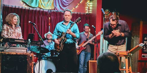 Live Blues Jam: Atlanta Music Event & Dance Party hosted by The Cazanovas