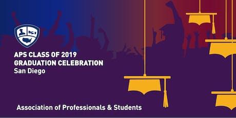 APS Class of 2019 Graduation Ceremony- San Diego  tickets