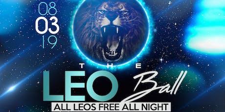 The Leo Ball w/ Power 105's DJ Prostyle @ Taj II – All Leos FREE! tickets