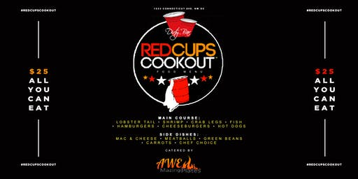 INDEPENDENCE DAY SPECIAL #REDCUPSCOOKOUT ON THE ROOFTOP