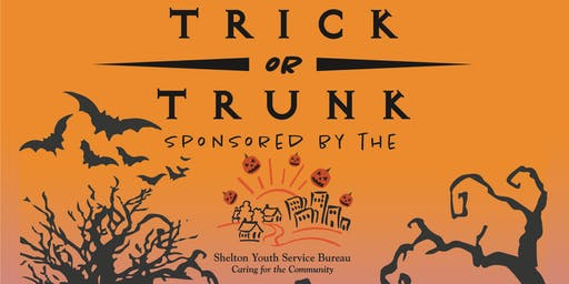 Shelton Trick or Trunk Vendor Sign-Up
