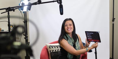 Take Your Business to the Next Level: 5 Secrets to On-Camera Confidence