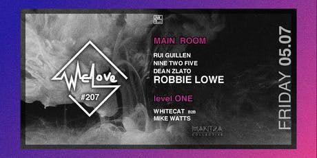 WeLove #207 // Manu Neves / Mantra Collective tickets