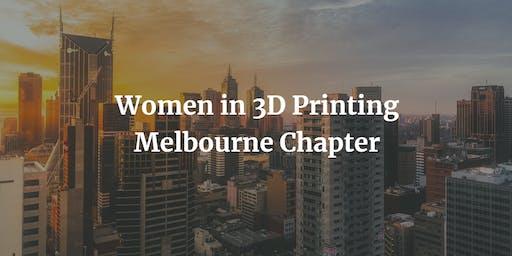 Wi3DP Melbourne Chapter - September