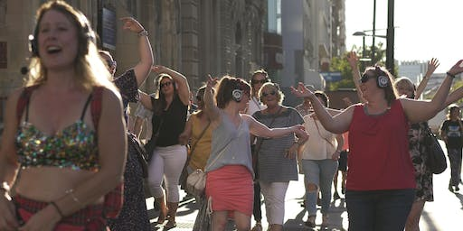 Boogie Shoes Silent Disco Walking Tours