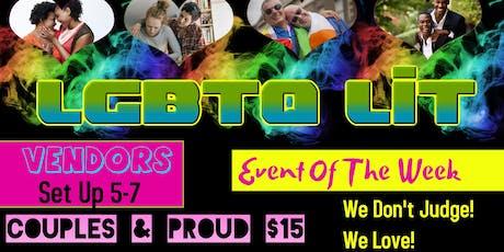 Pride Sesh LGBTQ Lit tickets
