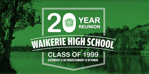 Waikerie High School 20 Year Reunion - Class of 1999