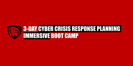 (Los Angeles) Cyber Crisis Management Planning Professional Boot Camp tickets