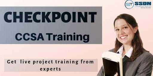 CheckPoint CCSA Training In Gurgaon