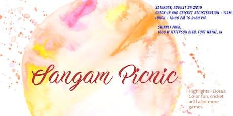 Sangam Picnic 2019 tickets