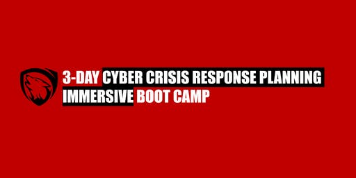 (Bengaluru) Cyber Crisis Management Planning Professional Boot Camp