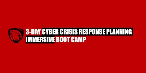 (Bengaluru) Cyber Crisis Management Planning Professional Boot Camp