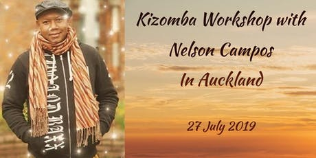 Kizomba with Nelson Campos tickets