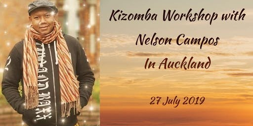 Kizomba with Nelson Campos