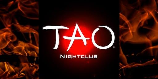 Thursday Ladies Night at TAO - Ladies FREE Guestlist/Open bar