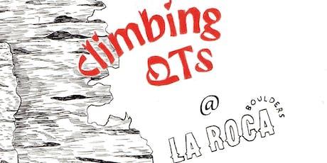 La Roca Boulders x ClimbingQTs tickets