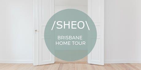 Sheo Design Brisbane Home Tour (starting in Bardon) tickets