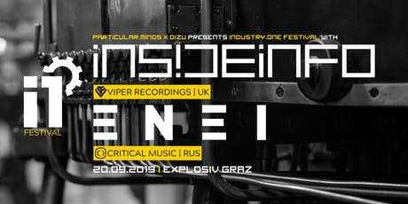 I.ONE Festival GRAZ with INSIDEINFO & ENEI Tickets