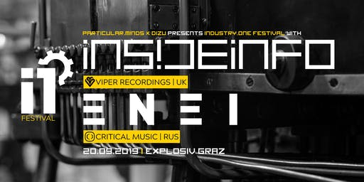I.ONE Festival GRAZ with INSIDEINFO & ENEI