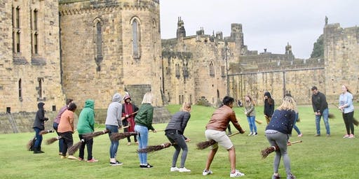 Harry Potter Fun and History in One - Award Winning Alnwick Walking Tour
