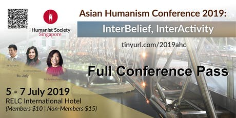 2019 Asian Humanism Conference tickets