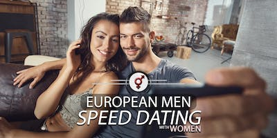 European Men Speed Dating | F 34-46, M 36-49 | Unlimited Bubbly
