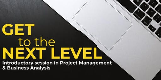 Getting into Business Analysis and Project Management
