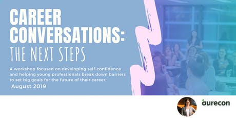 Career Conversations: The Next Steps tickets