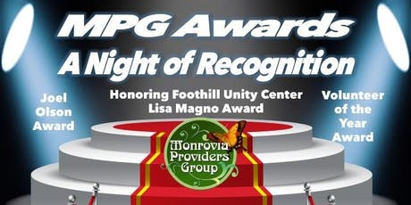 MPG Awards - A Night of Recognition tickets