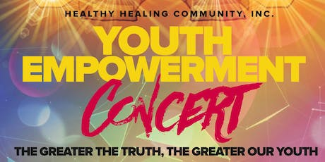 Youth Empowerment Concert tickets