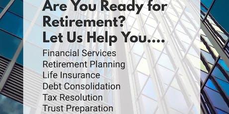 Personal Finance Presentation tickets