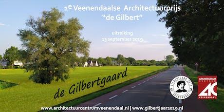 Avond van de Architectuur - Uitreiking Architectuurprijs - de  Gilbertgaard tickets