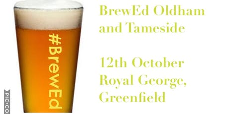 BrewEd Oldham and Tameside tickets