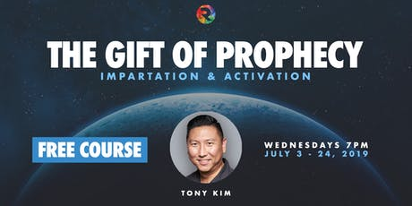 The Gift of Prophecy: Impartation & Activation tickets
