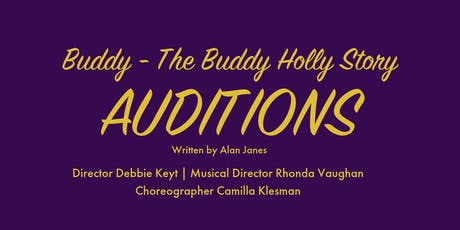 Buddy Audition tickets