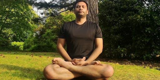 Hatha Yoga In Cassiobury  park