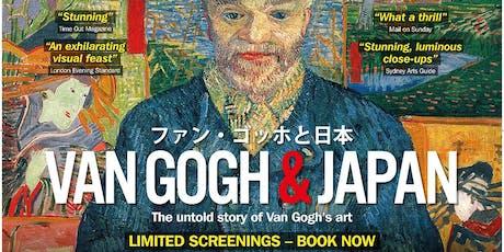 Van Gogh in Japan tickets
