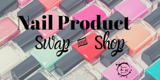 Nail Product Swap & Shop