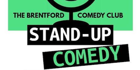 Brentford Comedy Club  tickets