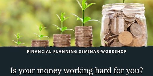 Financial Planning Seminar-Workshop