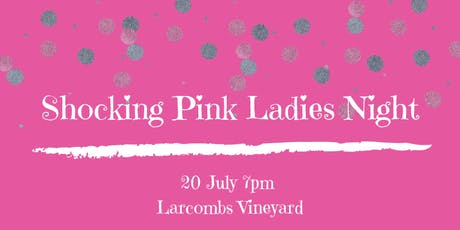 Shocking Pink Ladies Night  tickets