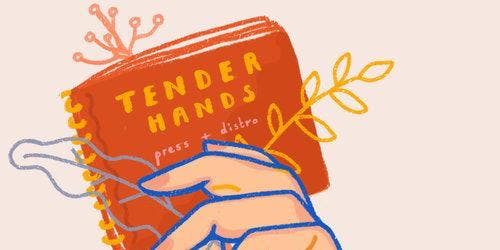 Make a Zine in a Day with Tender Hands Press
