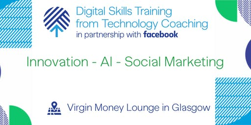 Facebook's Digital Skills Training - Glasgow